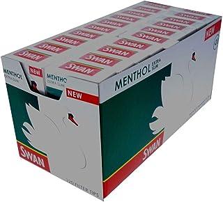 Rizla Swan - Filtros mentolados (20 paquetes)