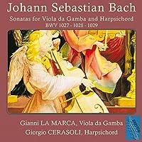 Bach, J.S.: Sonatas for Viola