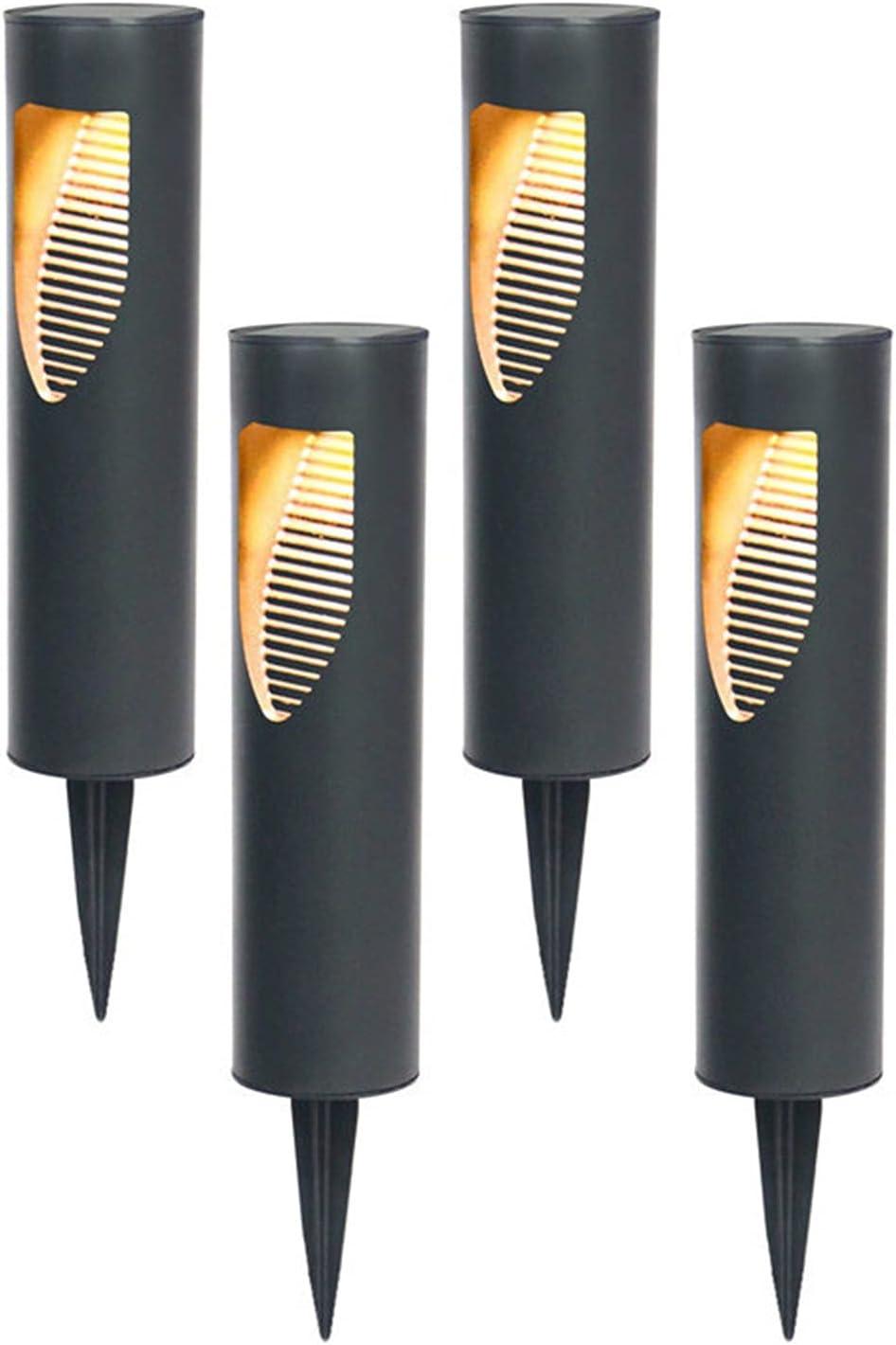 WENMENG2021 Motion Sensor gift Soldering Lights Outdoor Lamp Lawn Garden Solar