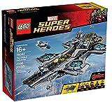 Lego Marvel Super Heroes - 76042-L'Hélitransport Du Shield