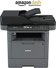 Brother Monochrome Laser Printer, Multifunction Printer, All-in-One Printer, MFC-L5900DW,..