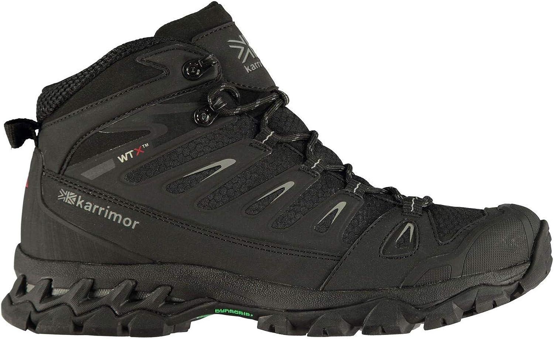 Karrimor Cougar WTX gående stövlar herr svart Hiking Hiking Hiking Treking Treking skor Footwear  spel