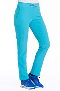 Med Couture Women's Air Scrubs, Yoga 2 Cargo Pocket Pant