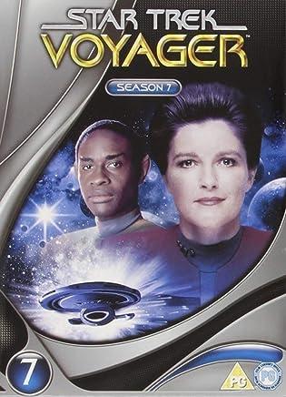 Star Trek Voyager - Season 7 (Slimline Edition) [DVD] by Kate Mulgrew