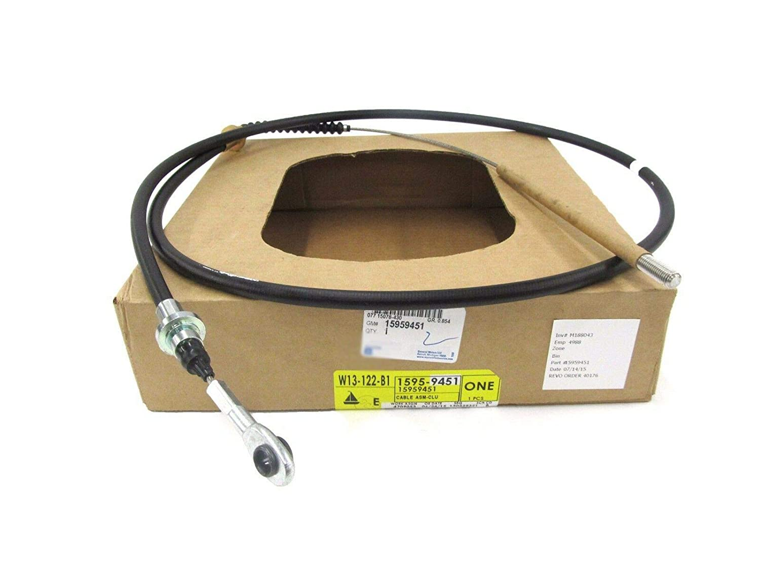 BST4R New Engine Manual Clutch Direct sale Branded goods of manufacturer Control Cable Pedal Коdі 90-02