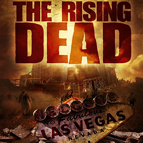 The Rising Dead audiobook cover art