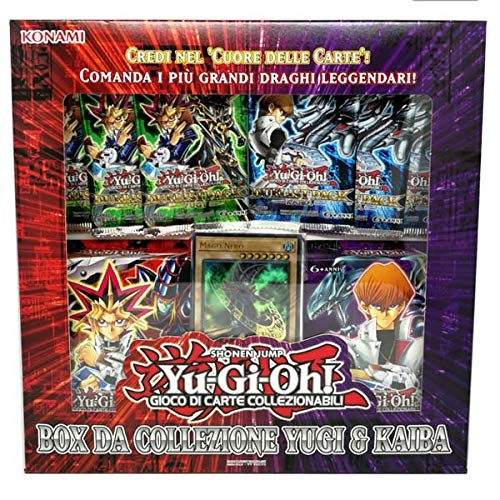 Box da Collezione Yugi & Kaiba