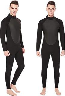 FLEXEL Wetsuit Shorty Men 2mm Boys Surfing Diving Wet Suit 3mm Short Sleeves Swimsuit