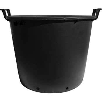 9 x 30 Litre Plant Tree Pot Handles Heavy Duty 30L Lt Big Large WITHOUT HOLES