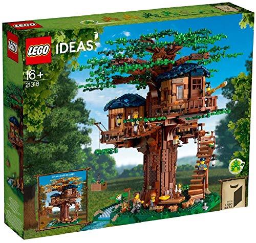 レゴ(LEGO) アイデア ツリーハウス 21318 ブロック おもちゃ