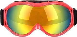 Aooaz Ski Goggles Snow Goggles Anti Fog Uv Protection Anti Slip Strap For His Her