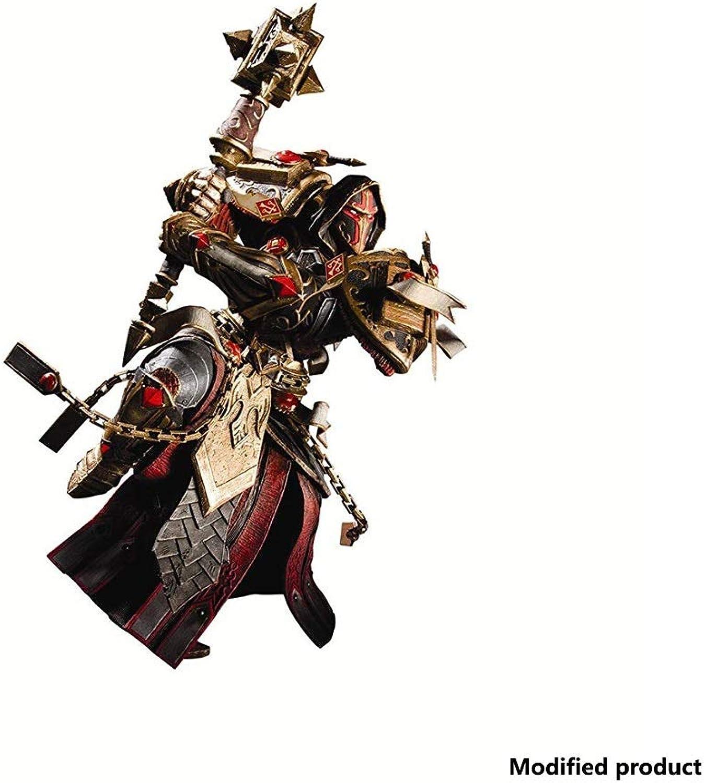 promociones de descuento Siyushop Ilimitado World of of of Warcraft  Serie 7  Human Paladin  Judge Malthrojo Figura De Acción - Alto 8.2 Pulgadas  más orden