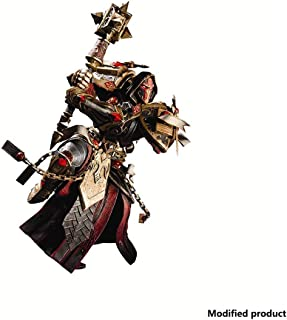 Siyushop Unlimited World of Warcraft: Series 7: Human Paladin: Judge Malthred Action Figure - High 8.2 Inches