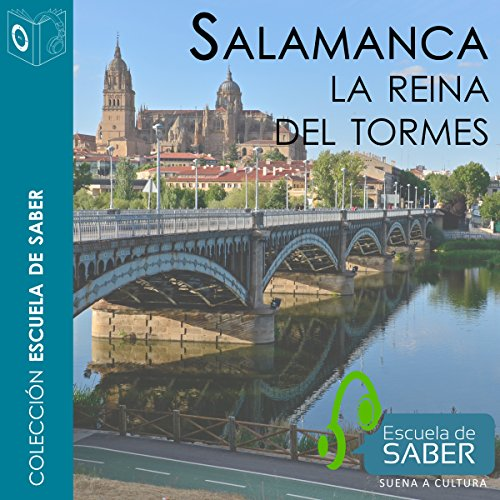 Salamanca [Spanish Edition] audiobook cover art