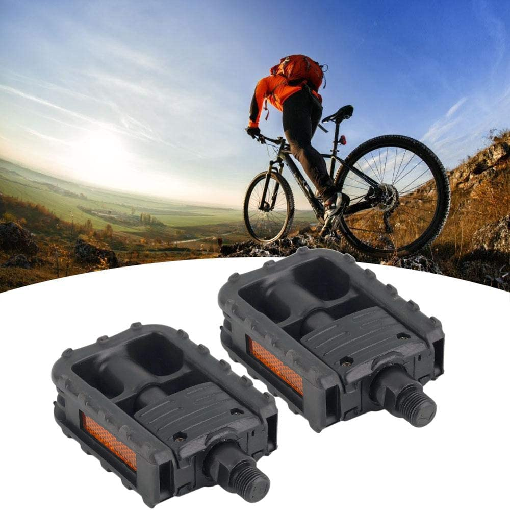 Fung 1 Daily bargain sale Pair Folding Bike Pedals Bicycle 5 ☆ very popular Foot Plat