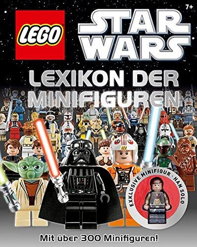LEGO Star Wars Lexikon der Minifiguren: Mit über 300 Minifiguren