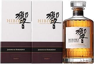 サントリーウイスキー 響 JAPANESE HARMONY カートン付き ×3本