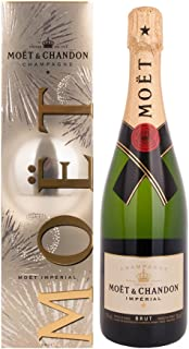Moët & Chandon Brut Limited Edition Champagner mit Geschenkverpackung 1 x 0.75 l