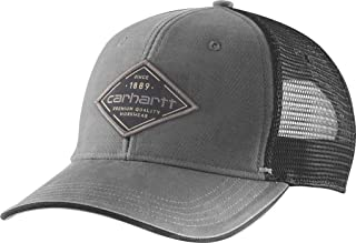 Men's Force Mesh Back Graphic Cap