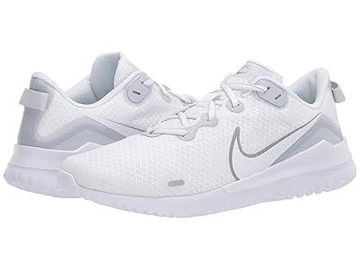Nike Renew Ride (White/Metallic Silver/Pure Platinum) Women