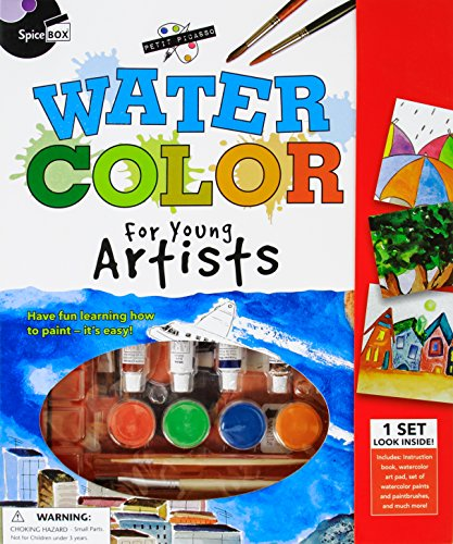 Water Color for Young Artists NEW