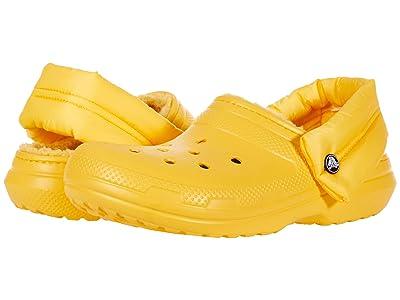 Crocs Classic Lined Neo Puff Clog