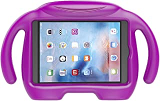 LEDNICEKER Kids Case for iPad Mini 1 2 3 4 5 - Light Weight Shock Proof Handle Stand Kids Friendly for iPad Mini, Mini 5 (2019), Mini 4, Mini 3rd Generation, Mini 2 Tablet - Purple