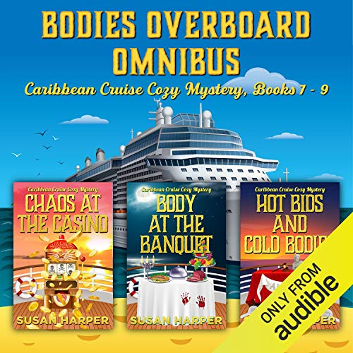 Bodies Overboard Omnibus  By  cover art