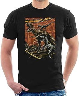 Jurassic Park When Dinosaurs Ruled The Earth Men's T-Shirt