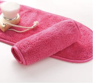 Makeup Remover Cloth, Reusable Facial Cleansing Towel - Makeup Eraser, Remove Makeup Instantly with Just Water