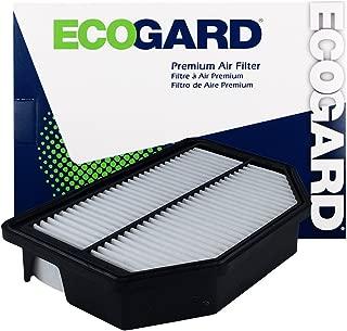 ECOGARD XA10241 Premium Engine Air Filter Fits 2013-2015 Hyundai Genesis Coupe
