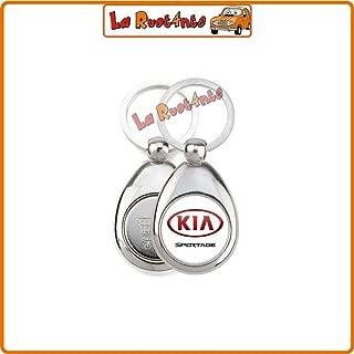 Portachiavi KIA auto moto keyring sportage sorento picanto cee/'d idea regalo OR