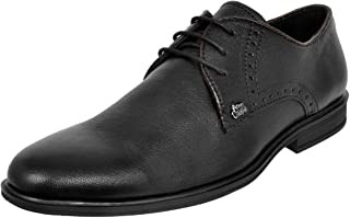 Allen Cooper ACFS-839 Genuine Leather Formal Shoes for Mens