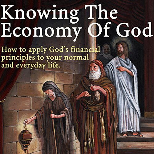 Knowing the Economy of God cover art