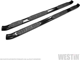 """Westin 21-534585 Black 5"""" ProTraxx Oval WTW Step"""