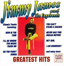 Greatest Hits By Jimmy James and The Vagabonds (0001-01-01)