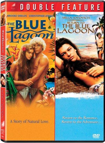 Blue Lagoon / Return to the Blue Lagoon [DVD]