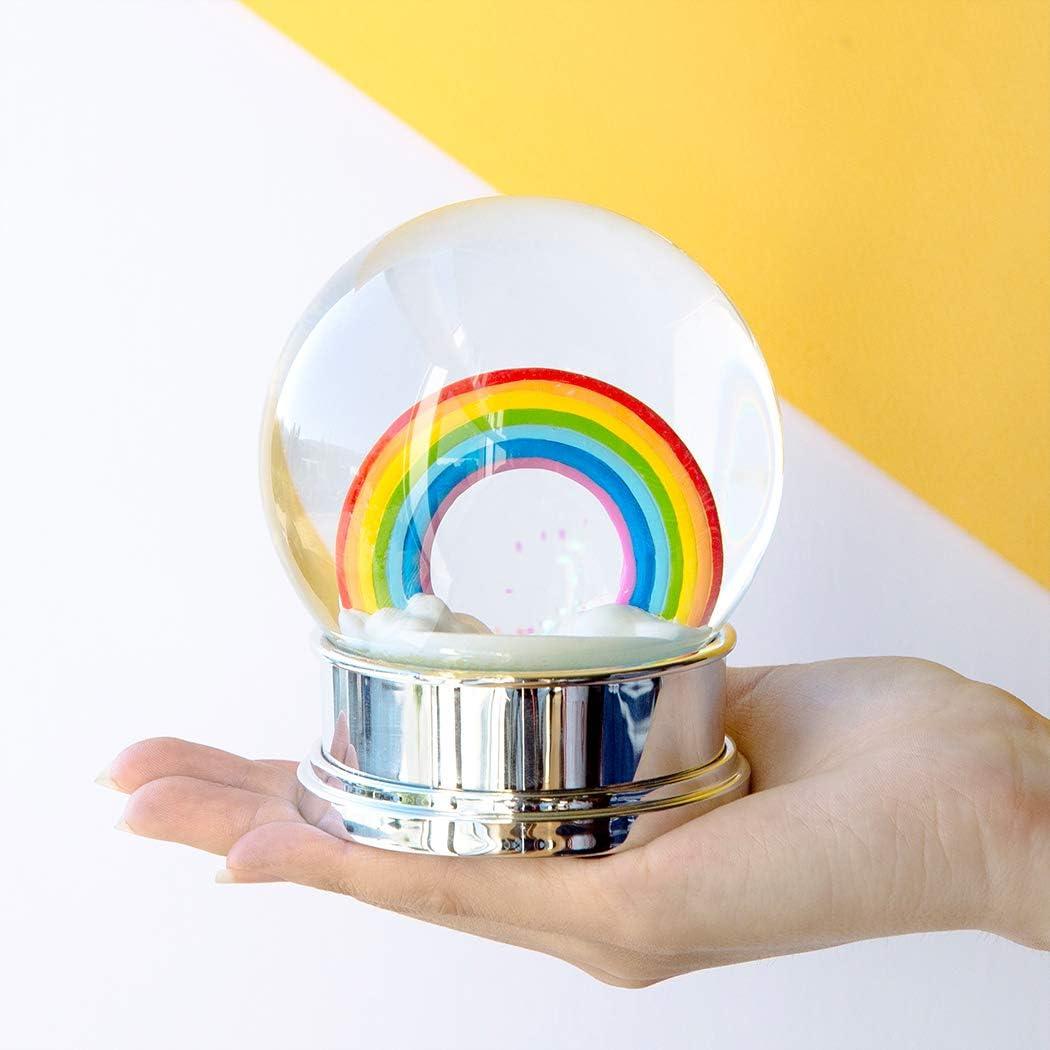 Tydus Inc Max 75% OFF Rainbow Snow New popularity Globe