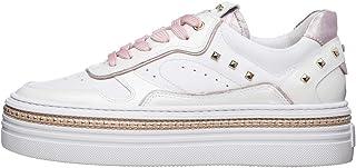 Nero Giardini E010862D Sneakers Femme en Cuir Et Vernis