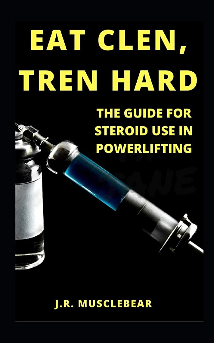 マキシムインスタントキャンドルEat Clen, Tren Hard: The Guide For Steroid Use In Powerlifting