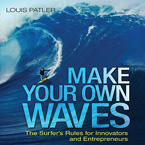 Make Your Own Waves audiobook cover art
