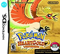 Pokemon HeartGold (NDS) (輸入版)