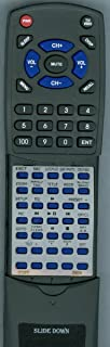 Replacement Remote Control for JENSEN VM9213, VM9313, VM9413, 30702910, 30713610