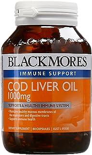 Blackmores Cod Liver Oil 1000mg, 80ct