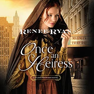 Once an Heiress audiobook cover art