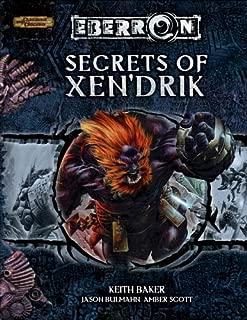 Secrets of Xen'drik (Dungeon & Dragons d20 3.5 Fantasy Roleplaying, Eberron Setting)