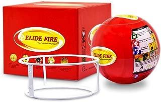 Mini ELIDE FIRE Extinguishing Ball Automatic Surveillance Firefighting 4