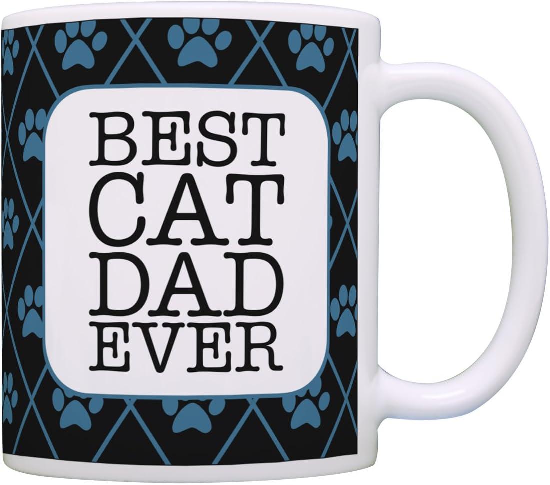Cat Dad 35% OFF Best Ever Coffee Cup Mug outlet Tea Black