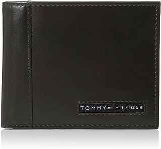 محفظة تومي هيلفيغر لون بني