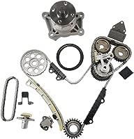 2.7L// DOHC// V6// 24V// 2500cc XL-7//2.5L DNJ WP523 Water Pump//For 1999-2008// Chevrolet 2737cc 2700cc Suzuki//Grand Vitara Tracker Vitara